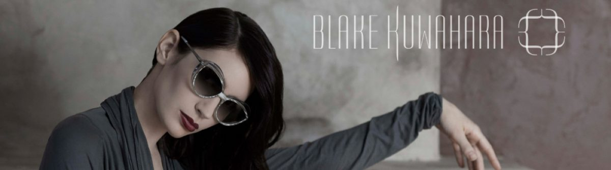 35143993409c5a All our glasses of the brand Blake Kuwahara - Opticiens Minet in ...