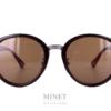 Lunettes de soleil Gucci Prestige GG66S . Les Gucci GG 66S sont des lunettes solaires pentos écailles. Les Gucci GG 66S Font partie de la Gamme Prestige. Toutes les Gucci Prestige ont une armature en titane de première qualité ce qui les rends plus légères et confortable.