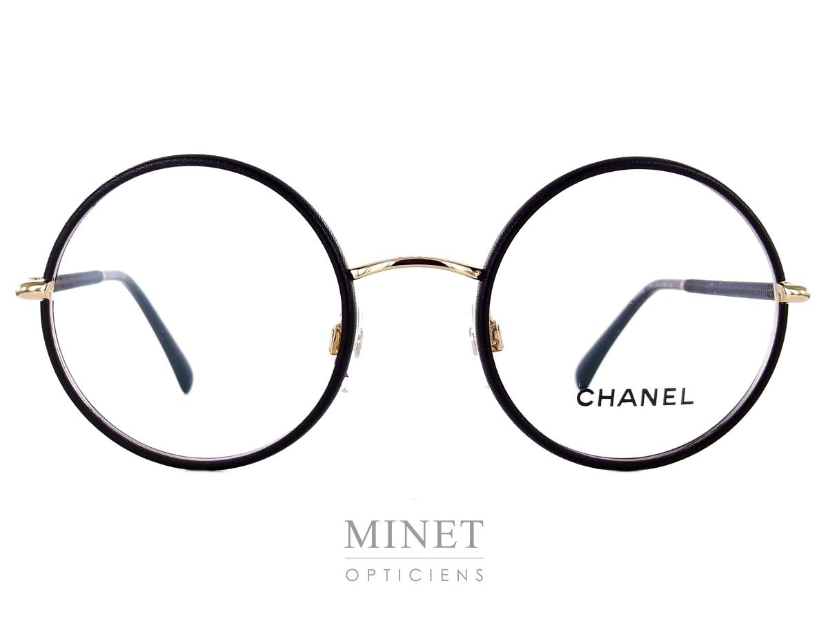 Nouvelles lunettes optique Chanel 2179. Le grand retour du métal!!! Lunettes  ronde ec9fc29e29db
