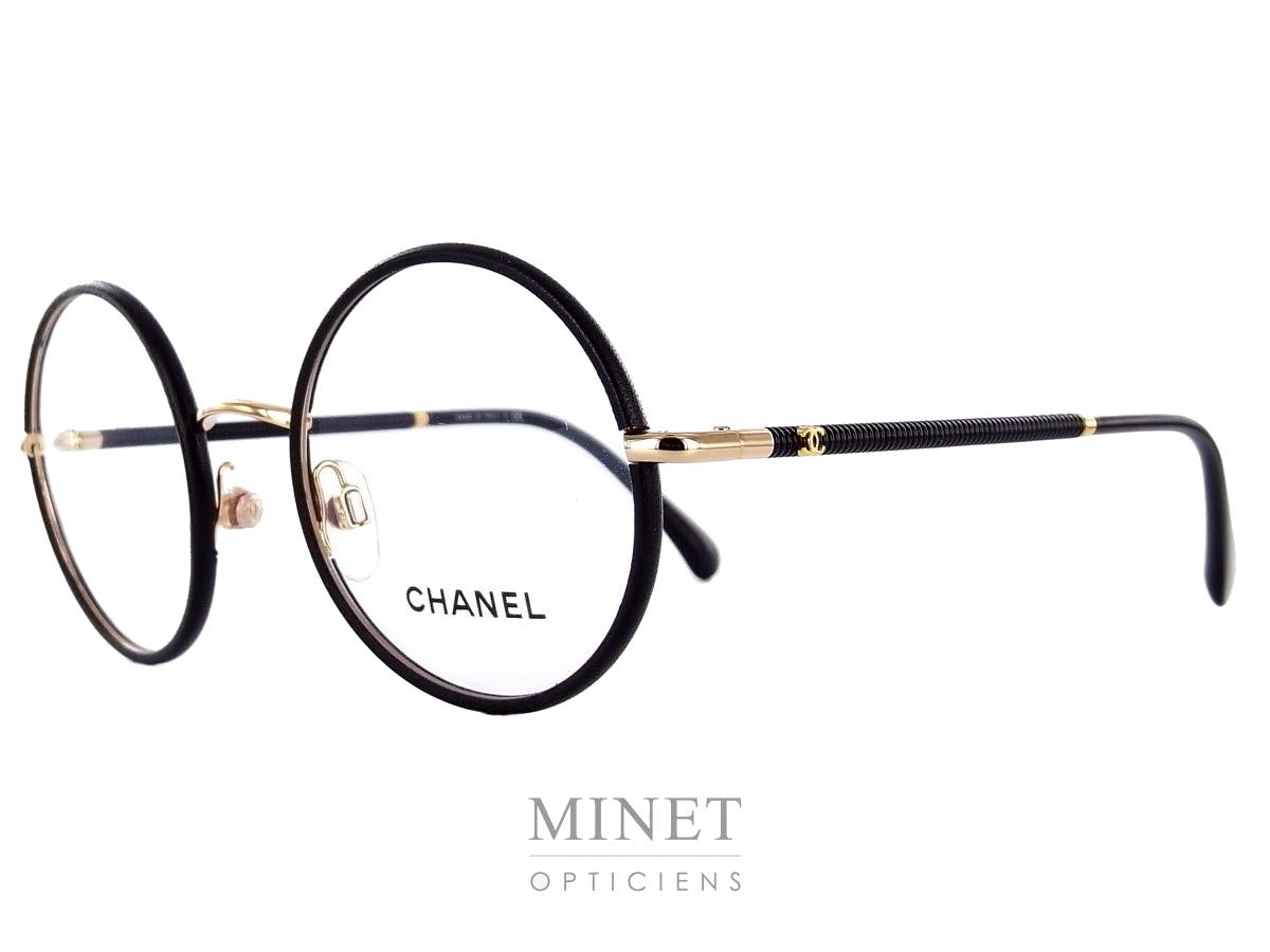 Nouvelles lunettes optique Chanel 2179. Le grand retour du métal!!! Lunettes  ronde. Social share 4be7d060d452