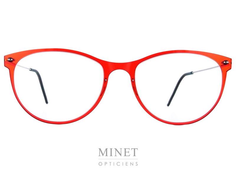 Voici les Lindberg 6520 composée d'une face en polycarbonate rouge et de branches en titane. Montures pour dames ultra légères et contemporaines les Lindberg 6520 font partie de la série 6500 N.O.W. Reconnues par leurs faces en polycarbonate et les branches en titane pouvant avoir 3 finitions différentes ainsi que les couleurs qui peuvent être choisies indépendamment l'une de l'autre.