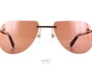 Les Zilli 65043 sont de superbes solaires glass de luxe. Le glass signi fie sans monture. Et sans monture, c'est synonyme de légèreté aussi bien dans le style que dans le poids des lunettes.