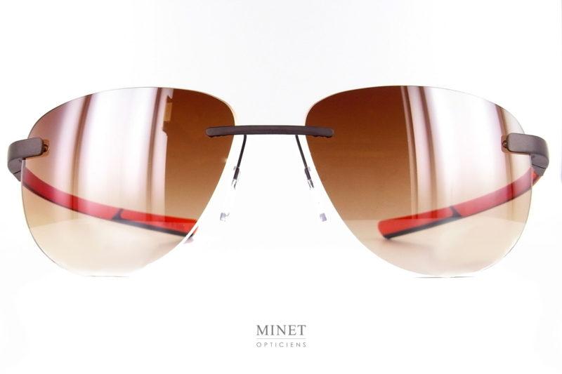 Nouvelles lunettes de soleil McLaren SUPER SERIES 17. Sollaires sans montures, très légères, McLaren n'utilise que de bons matériaux. Afin de vous garantir une excellente qualité et une grande légèreté. Grâce a cette légèreté vous aurez un confort d'utilisation en toute circonstances.