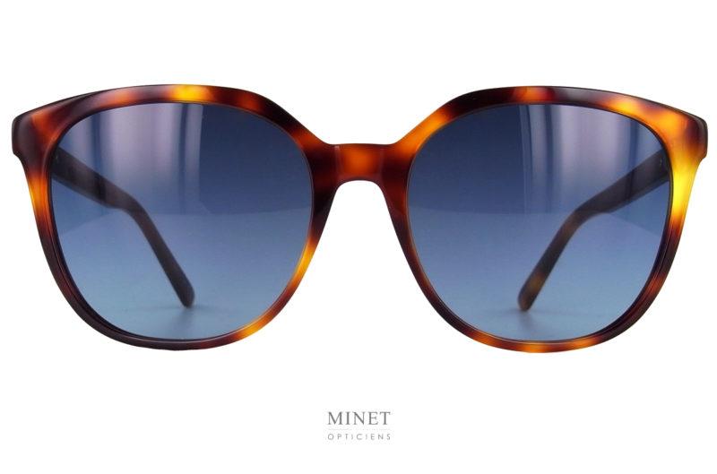 Dior 30 Montaigne Mini SI. Lunettes de soleil de luxe pour dames. En écaille et de forme glamour et rectangulaire elles vous offriront une excellente protection, grâce a ses verres 100% UV, et un look très chic grâce a son style intemporel.