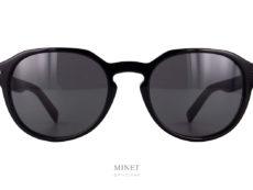 Christian Dior Black Suit R2I. Lunettes solaires de luxe pour hommes en acétate de cellulose. excellente protection contre le soleil grâce aux verres 100%UV.