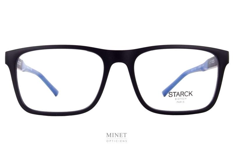 Lunettes Starck SH3070. Voici, enfin, les nouvelles lunettes Starck. Toujours dessinées de lignes pures. Le design épuré est et restera toujours la marque de fabrique de Philippe Starck.