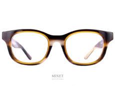 Lunettes optiques Thierry Lasry Tyranny. Très belles montures de lunettes de couleur imitant la corne de buffle.