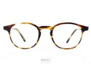 Les Masunaga GMS-07 sont de très belles lunettes en acétate de cellulose de très haute qualité, fait à base de cellulose naturelle de bois et de coton.